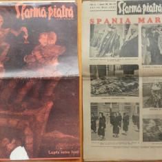 Revista Sfarma Piatra, nr. 77, 1937, Director Al. Gregorian, ziar legionar