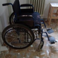 Scaun rulant persoane cu handicap - Scaun cu rotile