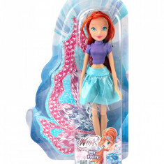 Papusa Zana Winx My Fairy - Bloom
