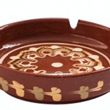 Scrumiera ceramica,lut 13cm Devon