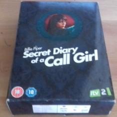 Secret diary of a call girl - Seasons 1, 2, 3 - 24ep - DVD [A, B] - Film serial, Drama, Engleza