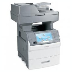 Multifunctionala Laser Refurbished Lexmark X656DN, Full Duplex, Adf