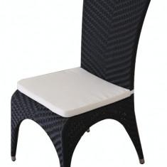 Scaun din ratan cu perna scaun CY 9421 Raki - Scaun gradina
