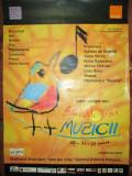 Afis de concert, vechi: Blazzaj, Vama Veche, Proconsul, Spitalul de Urgenta, etc