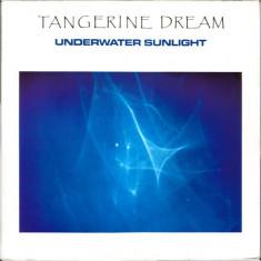 Tangerine Dream Underwater Sunlight remastered (cd) - Muzica Ambientala