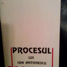 PROCESUL LUI ION ANTONESCU DOCUMENT 1995 PROCESUL MARESALULUI ION ANTONESCU 480P - Istorie