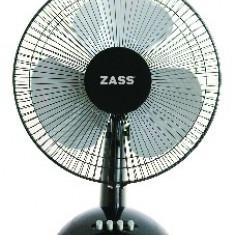 Ventilator pentru birou ZASS, 3 viteza, alb, 35 W ZFT 1202