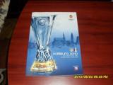 Program    Finala Europa league  2010   Atletico  Madrid  -  FC Fulham
