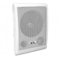 Difuzor de perete, 10W, diametru 16.5 cm, alb, Sal