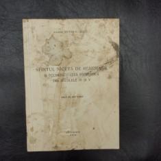 Sfintul Niceta de Remesiana si ecumenicitatea patristica din secolelel IV si V - Stefan C. Alexe - Carti Istoria bisericii