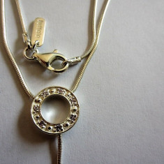 BUFFALO COLIER LANT ARGINT MASIV 925 - Lantisor argint, Femei