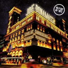 Joe Bonamassa - Live At Carnegie Hall: An Acoustic Evening ( 3 VINYL )