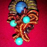 Pandantiv handmade - Set bijuterii handmade si fashion