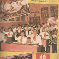 Revista Cutezatorii nr.49-1989 - Revista scolara