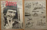 Revista aviatiei germane Luftwaffe , Der Adler , nr. 8 , 1942 , Antonescu