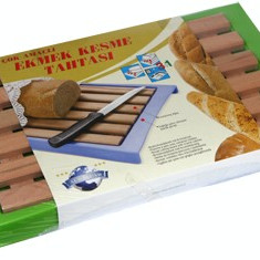 Tocator din lemn de taiat paine MN014567 Raki - Tocator bucatarie