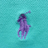 Tricou Polo by Ralph Lauren; marime L, vezi dimensiuni; impecabil, ca nou