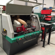 For sale, WEINIG P23E moulder, 5 tool holders