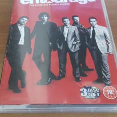 ENTOURAGE - The complete fourth season - 14 Ep - DVD [B] - Film serial, Comedie, Engleza
