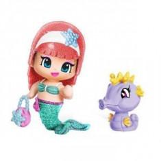 Figurine cu animale- Sirena si calut de mare - Figurina Animale