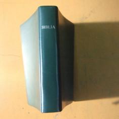 Biblia sau Sfanta Scriptura a Vechiului si Noului Testament 1980