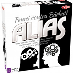 Joc Alias Woman vs Men - Jucarie de colectie