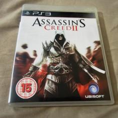 Joc Assassin's Creed II, PS3, original, alte sute de jocuri! - Jocuri PS3 Ubisoft, Actiune, 18+, Single player