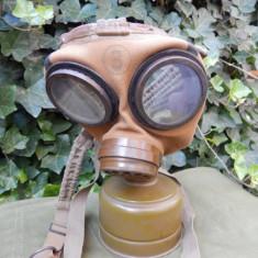 Masca de gaze ungureasca, din perioada WW2