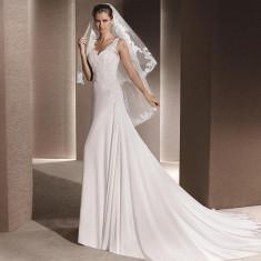 Rochie de mireasa Pronovias, la sposa 2016, Rochii de mireasa sirena