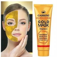 Masca pentru fata Gold Mask cu vitamina E - Masca fata