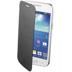 Smartphone Cellularline BACKBOOKGALCOREPLK Negru pentru SAMSUNG Galaxy Core Plus - Husa Telefon