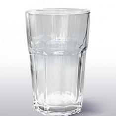 Set 6 pahare sticla AMERIKA 245ml MN011162 Raki