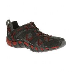 Pantofi pentru barbati Merrell Waterpro Maipo Black/Red (MRL-J65231) - Pantofi barbat Merrell, Marime: 44, Culoare: Negru