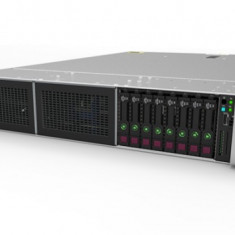 Server HP ProLiant DL380 G9, Rackabil 2U, Intel Octa Core Xeon E5-2620 v4 2.1 GHz, 16 GB DDR4 ECC Reg, 3 x 300 GB SAS, DVDRW, Raid Controller SAS/SA