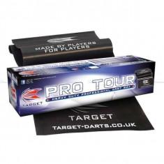 Covor darts TARGET Pro Tour, negru