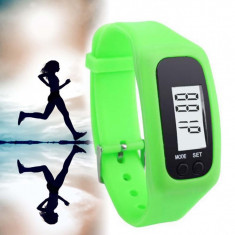 Ceas led, ceas sport, ceas fitness, ceas digital, ceas verde, cadoua - Bratara Fitbit Flex