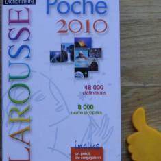 Dictionnaire Larousse poche 2010 - Dictionar Altele