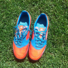Adidasi de fotbal Adidas Adizero F50 marimea 41 1/3 teren sintetic TF - Ghete fotbal Adidas, Culoare: Albastru, Teren sintetic: 1