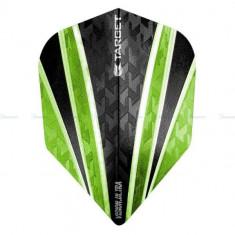 Fluturas darts TARGET VISION ULTRA 4 SAIL NO6, verde/negru