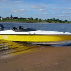 Barca Marshan 21 - Yamaha Racing V6 200 cai - Barca cu motor