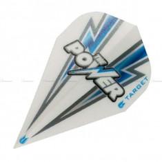 Fluturas darts TARGET POWER FLASH alb/albastru VAPOR