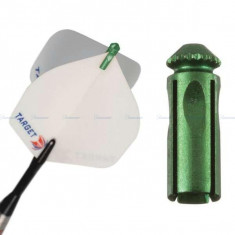 Aparator pentru fluturas TARGET Flight Protector verde