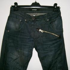 Blugi barbati Genie Jeans, marimea 30, in stare buna!, Culoare: Din imagine