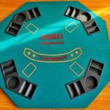 Masa de Poker, 4 persoane