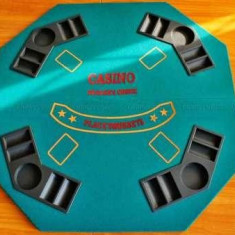 Masa de Poker, 4 persoane - Masa de joc poker