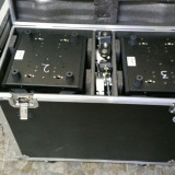 MOVING HEAD SPOT LED 150W - 2 buc. in flight case