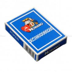 Carti Modiano POKER CLUB, albastru - Carti poker