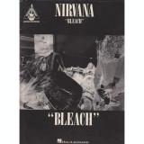 Nirvana - Bleach - Guitar Recorded Version - Partituri
