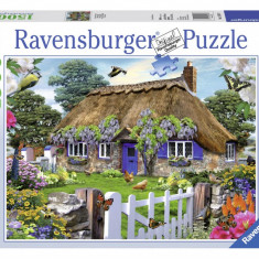 Puzzle Ravensburger CASUTA IN ANGLIA 1500 PIESE