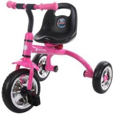 Tricicleta Basic Roz - Tricicleta copii